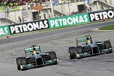 Formel 1 - Eine der h�rtesten Strecken des Jahres: Nico Rosbergs Strecken-Guide: Sepang