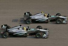 Formel 1 - Das letzte Rennen ist schon wieder vergessen: Wolff: Keine �bersteigerte Erwartungshaltung