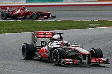 Formel 1 - War Sepang schon der Wendepunkt?: Button: Titelhoffnungen klein aber intakt