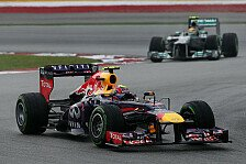 Formel 1 - Hartes Duell: Video: Hamilton vs. Webber