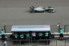 Formel 1 - 100 Kilogramm Benzin f�r �ber 300 Kilometer: Lowe: Hoffentlich ist Spritsparen nicht alles
