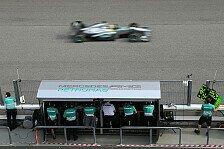Formel 1 - Der Neue kommt: Lowe in Silverstone: Erstes Rennen mit Mercedes