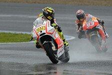 MotoGP - Die Chance f�r die Underdogs: Hoffen und Bangen: Regen in Br�nn?