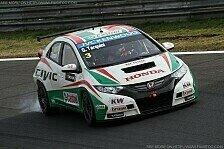 WTCC - Monje in Rennen zwei auf Pole: Tarquini holt Pole Position