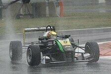 Formel 3 EM - Entt�uscht, aber auch happy: Kein Gl�ck f�r Wolf beim Saisonauftakt in Monza