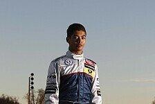 Formel 3 EM - Mit dabei unter den besten F3-Piloten: Andr� Rudersdorf bester Deutscher