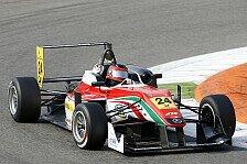Formel 3 EM - Sieg aus dem Vorjahr wiederholen: Auer will beim Heimrennen Boden gutmachen