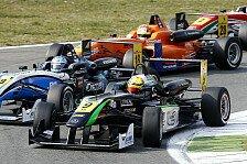 Formel 3 EM - FIA F3-EM f�hrt erstmals in Silverstone: 28 Nachwuchspiloten jagen Marciello