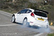 WRC - Ebenso wettbewerbsf�hig wie auf Schotter: Wilson: Fortschritte bei Asphaltperformance des R5