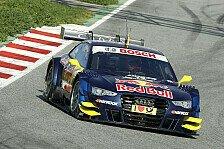 DTM - Audi am dritten Tag erstmals voran: Green holt Tagesbestzeit in Barcelona