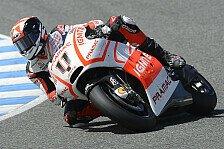 MotoGP - Es l�uft immer besser: Spies & Iannone brauchen Kilometer