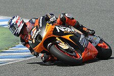 MotoGP - CRT-Podium in MotoGP, WM-Titel in Moto2: Unterschiedliche Ziele f�r Forward-Racing-Teams