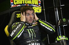 MotoGP - Unzufrieden mit Rang sieben, gl�cklich �ber Rang acht: Tech3: Smith und Crutchlow in Lauerstellung
