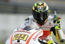 MotoGP - Iannone wollte mehr