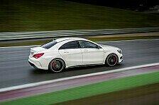 Auto - Der Mercedes CLA 45 AMG