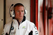 Mehr Sportwagen - Martin will weiterhin in die DTM