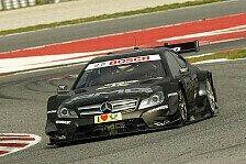DTM - Bilderserie: Stimmen der Mercedes-Fahrer zum Test