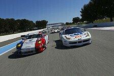 Le Mans Serien - Testfahrten Le Castellet