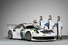 WEC - Premiere in Silverstone: Richard Lietz 2013 im Werks-Porsche