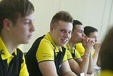 Formel 1 - Die acht Jury-Mitglieder: Deutsche Post Speed Academy: Die Jury 2013