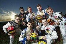 Formel 1 - Sieben hoffnungsvolle Talente: Deutsche Post Speed Academy: Die Kandidaten