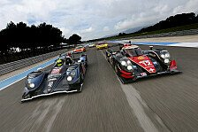 WEC - Vielversprechende Pace: Rebellion in allen Sessions top