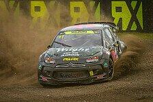 Rallye - Rallycross: Bakkerud schlägt Solberg