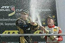 Formel 3 Cup - Jimmy Eriksson startet in der GP3