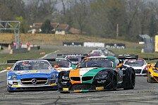 Blancpain GT Serien - Boutsen mit zwei McLaren dabei: Finale in Baku: 26 Teilnehmer angemeldet