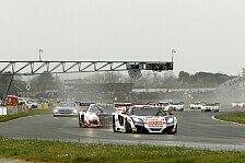 Blancpain GT Serien - Rennpremiere im Chrompfeil: McLaren-Junior deb�tiert beim Finale in Baku