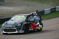 Mehr Rallyes - Eine emotionale Achterbahnfahrt: Rallycross: Solberg bleibt im Halbfinale stecken