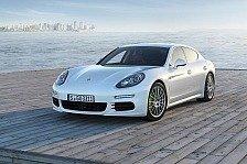 Auto - Weltweit erster Plug-in-Hybrid-Antrieb in der Luxusklasse: Porsche Panamera S E-Hybrid