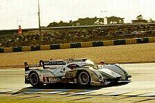 24 h von Le Mans - Reifentests f�r 2014: Vierter Audi bei Le-Mans-Test