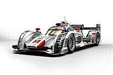 24 h von Le Mans - Der neue Audi R18 e-tron quattro