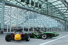 Formula Student - Austria goes International: Teamvorstellung - TU Graz Racing