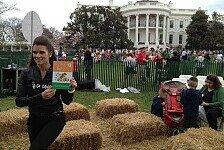 NASCAR - Danica Patrick im Weißen Haus