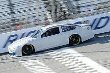 NASCAR - Testfahrten in Richmond