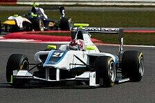 GP3 - Rookie mit sch�ner Teamkollegin: McKee hat bei Bamboo unterschrieben
