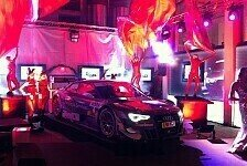 DTM - Party mit Piloten: Video - Audis Saisoner�ffnung