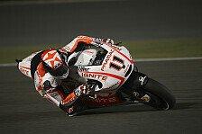 MotoGP - Kuriose Vorbereitung: Heimrennen f�r Spies: Unglaublich!