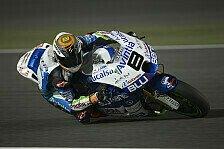 MotoGP - Aufholjagd ohne Windschatten: Barbera trauert Kampf mit Aspar-Duo nach