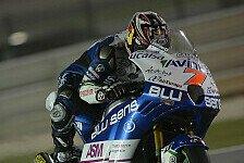 MotoGP - Barbera k�mpft mit Defekten: Aoyama freut sich �ber seine Steigerung