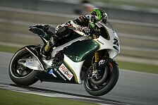 MotoGP - Neues Package f�r PBM: Laverty erh�lt in Jerez Elektronik-Update