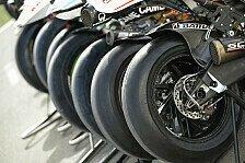 MotoGP - Symmetrische Hinterreifen: Jerez speziell f�r die Reifen