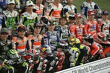 MotoGP - Bilderserie: Starterfeld der MotoGP 2014