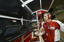 MotoGP - Ciabatti z�hlt auf Crutchlow und Dall'Igna: Ducati will L�cke zur Spitze schlie�en