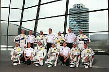 DTM - Acht f�r die DTM : BMW pr�sentiert die Autos f�r 2013