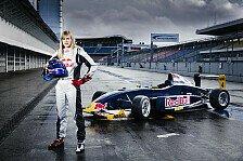 Formel 1 - Nur schwer zu bremsen: Visser: Erste Frau im Red Bull Junior Team