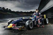 ADAC Formel Masters - Senna und Agassi nacheifern: Callan O'Keeffe