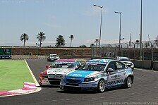 WTCC - Halbe Distanz hinter Safety Car: Deb�tsieg f�r Nykjaer